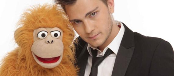 Jeff Panacloc et Jean-Marc, les nouvelles stars de la ventriloquie.