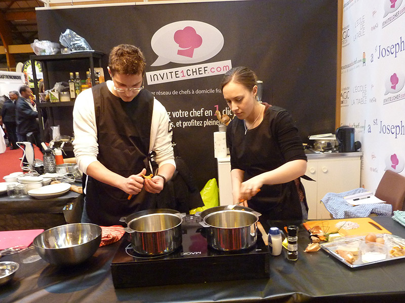 J 39 ai test un concours culinaire amateur orl ans - Concours cuisine amateur ...