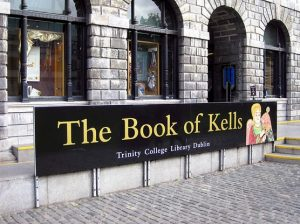 Book of Kells - Trinity College Library