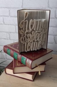 Book-Art by Ô LA MAIN Créations