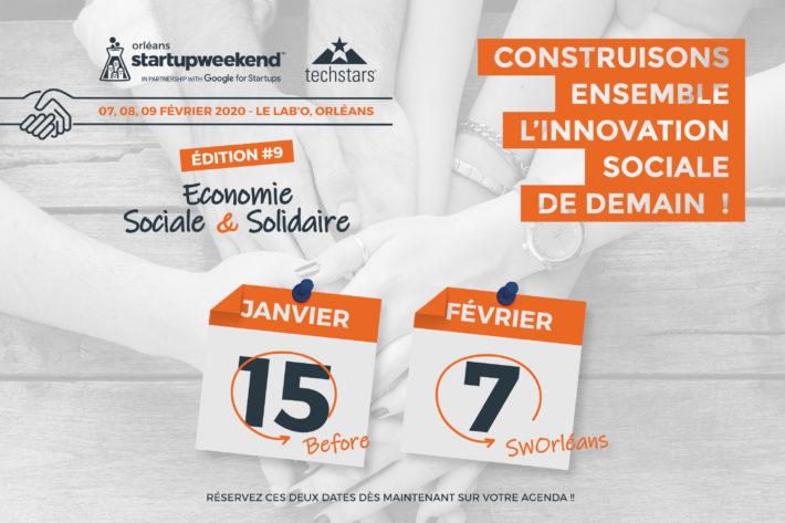 Startup Weekend Orléans ESS