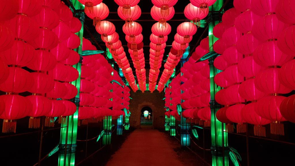 Festival Lumières Célestes